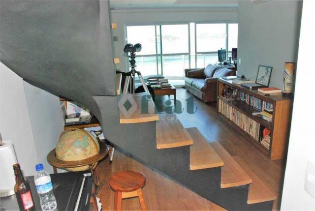 Apartamento à venda com 2 dormitórios em Barra da tijuca, Rio de janeiro cod:FLCO20001 - Foto 12
