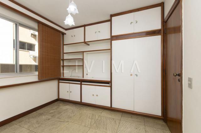 Apartamento para alugar com 4 dormitórios em Cosme velho, Rio de janeiro cod:LIV-3242 - Foto 13