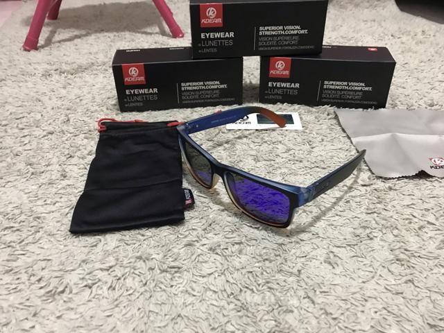 Promoção dia dos Pais Oculos Sport lente polarizada e contra raios UV - Foto 5
