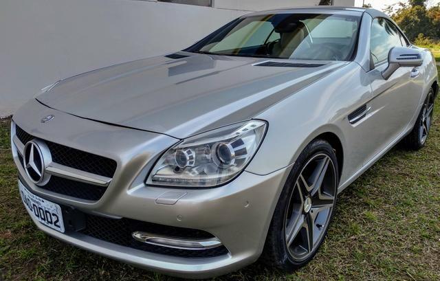 Mercedes-benz slk-200 cgi 2l 1.8 at 11-12 - Foto 3