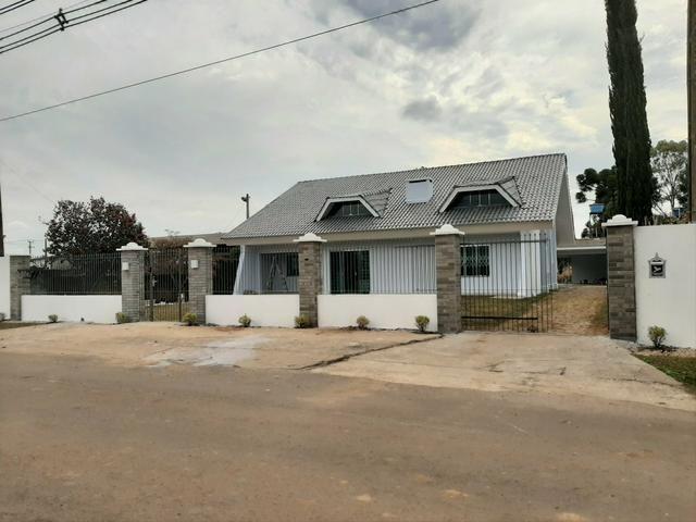 Sobrado de 270,00 m² .terreno de 2.009,00 m² .bairro Industrial Guarapuava PR