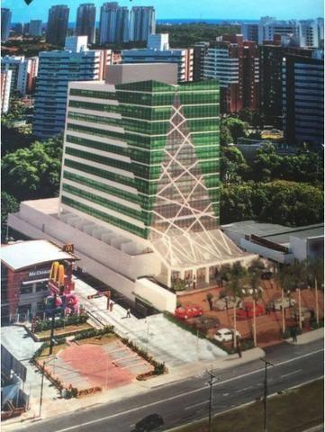 Sala comercial na Paralela com 30m² no Alpha Medical Center - Foto 5