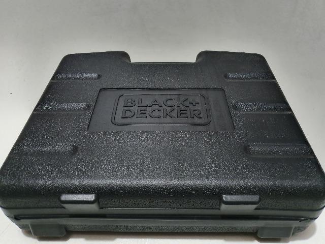 Kit Micro Retifica com 110 peças Black & Decker - RT18KA-BR
