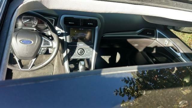 Ford Fusion Turbo Ecoboost Prata - Foto 5