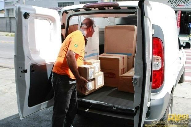 Trabalhe conosco, entregas e coletas pelo DF