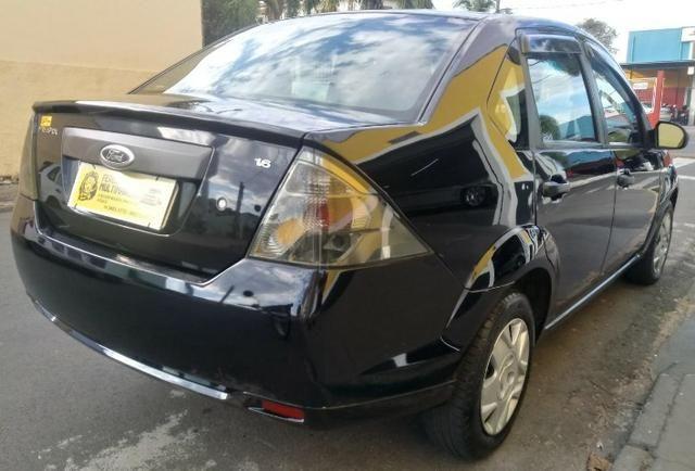 Fiesta Sedan 1.6 Completo 2012 - Foto 4