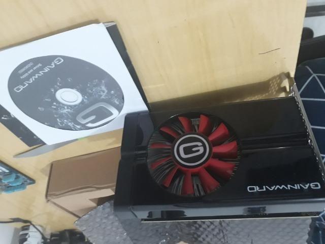 Placa De Vídeo Gtx 1050 2gb Ddr5 128 Bits Nvidia Geforce - Foto 2
