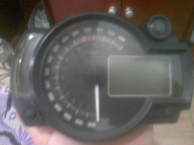 Troco painel digital por celular em bom estado - Foto 3