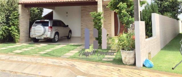 Casa duplex com 3 dormitórios à venda, 228 m² por r$ 590.000 - parque das nações - parnami - Foto 3