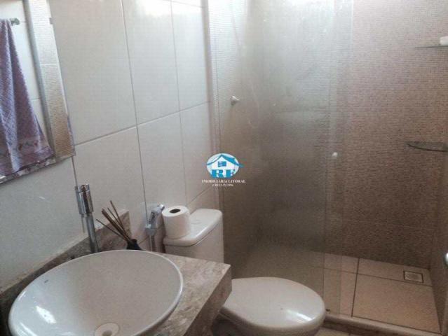 Casa de condomínio à venda com 3 dormitórios em Arembepe, Arembepe (camaçari) cod:142 - Foto 14