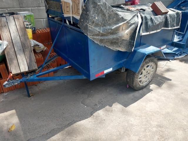 Carrocinha 2018 $R2400 - Foto 2