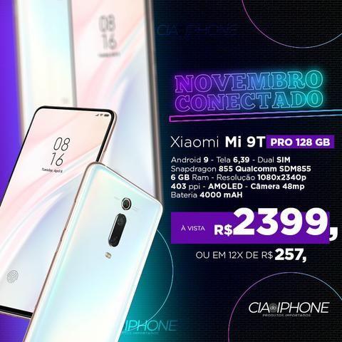 Xiaomi Mi 9t PRO 128gb último lançamento! - Foto 2