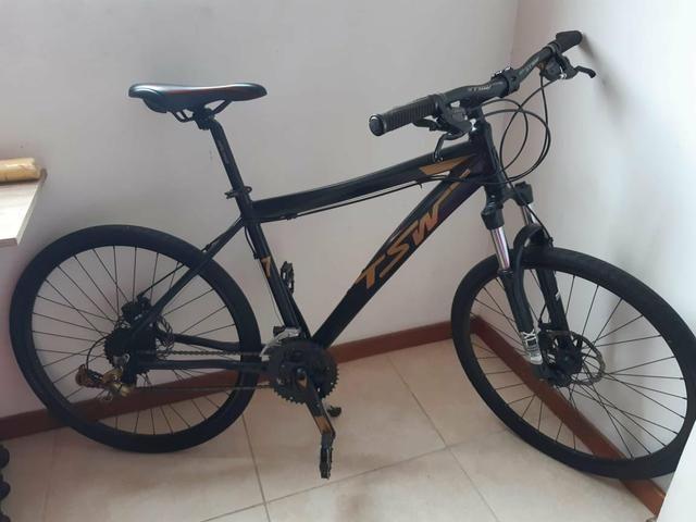Vendo Bike TSW R$ 900 - Foto 4