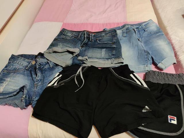 Kit roupas - Foto 4