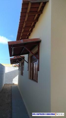 Linda casa no Flores do Campo II com 78m2. Documentação grátis. Apenas R$ 139.000,00 - Foto 10
