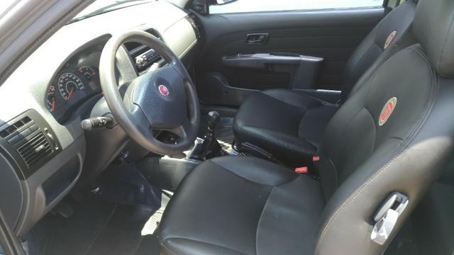 Fiat Strada Working 1.4 Flex - Cabine Dupla - Completa Ano Modelo 2012 - Foto 8
