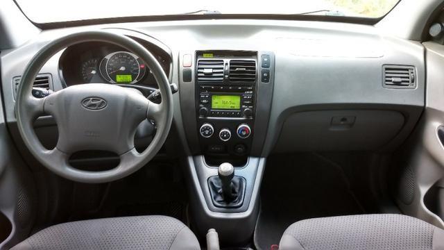 Vendo Hyundai Tucson manual com GNV - Foto 6