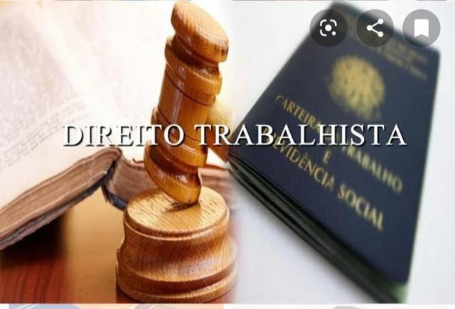Advocacia / Direito Trabalhista / Consulte agora seus direitos!