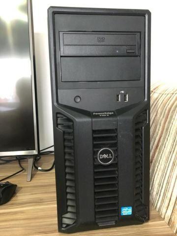 Servidor Dell 8TB Hd, 8 Gb Intel Xeon E3-1220v2 3.10 GHz