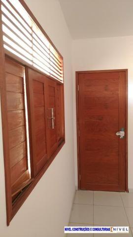 Linda casa no Flores do Campo II com 78m2. Documentação grátis. Apenas R$ 139.000,00 - Foto 16