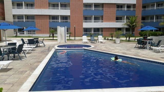 Apartamento em Ponta Negra - 35m² - Rota do Sol Roberto Freire - Foto 11