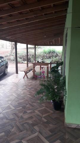 Chácara pequena a 3 km do centro de Ribeirão claro, *