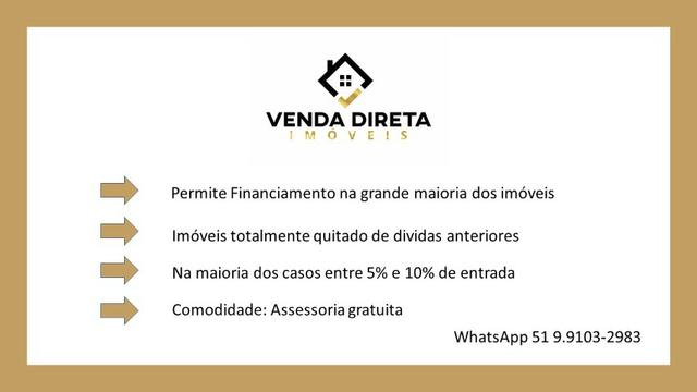 Apartamento 2 quartos e box Bairro Medianeira Caxias - Retomado - Foto 3