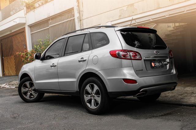 HYUNDAI SANTA FÉ 2011/2012 2.4 MPI 2WD 16V GASOLINA 4P AUTOMÁTICO - Foto 4
