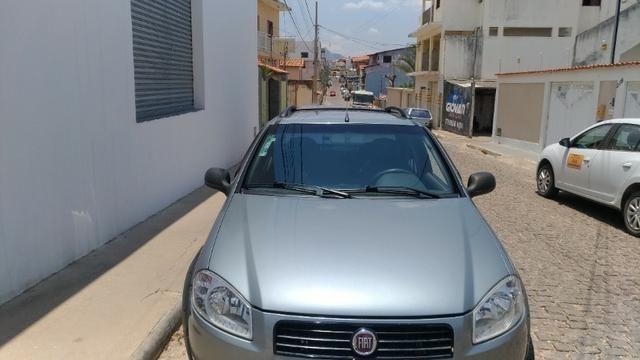 Fiat Strada Working 1.4 Flex - Cabine Dupla - Completa Ano Modelo 2012 - Foto 17