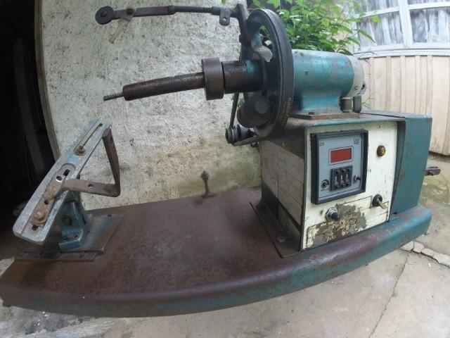 Maquina para enrolar/rebobinar induzidos (bobinadeira) - Foto 3