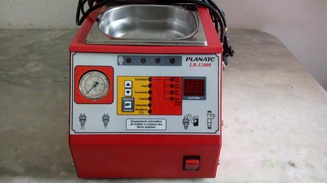 Ferramentas para oficina -Torquímetro, Teste de Bateria e Máquina de Limpeza de Bicos - Foto 2