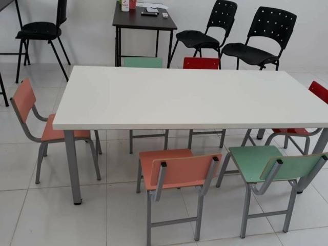 Conjunto de mesa escolar - Foto 3