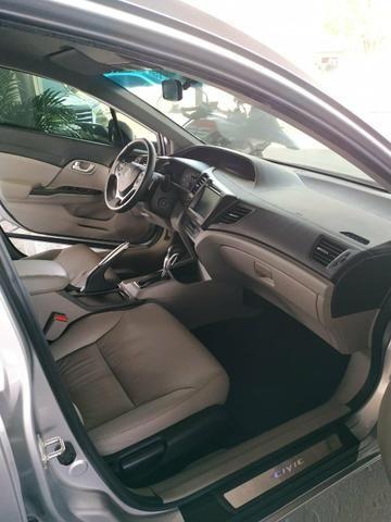 Honda Civic LXR 15/15 - Foto 5