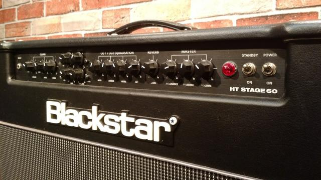 1681124b80556 Blackstar HT Stage 60w - Amplificador Valvulado - Instrumentos .