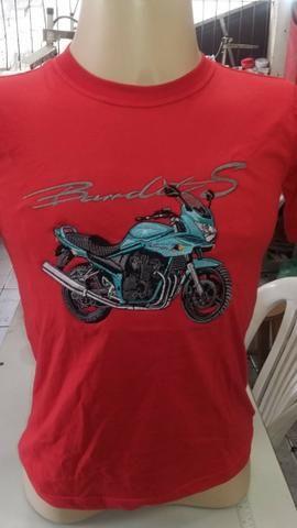 Camisetas bordadas - Roupas e calçados - Uberaba 6e4f8deae233f
