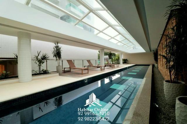 Atmosphere apartamento no Adrianópolis alto padrão na promoção - Foto 6
