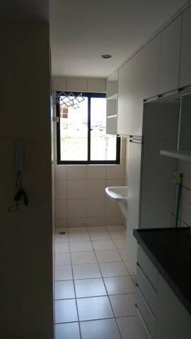 Vendo apartamento no Condomínio Ville de Nice em Capim Macio, 63m² 3/4 sendo uma suite - Foto 16