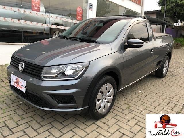 Vw - Volkswagen Saveiro Trendline 1.6 - Cs