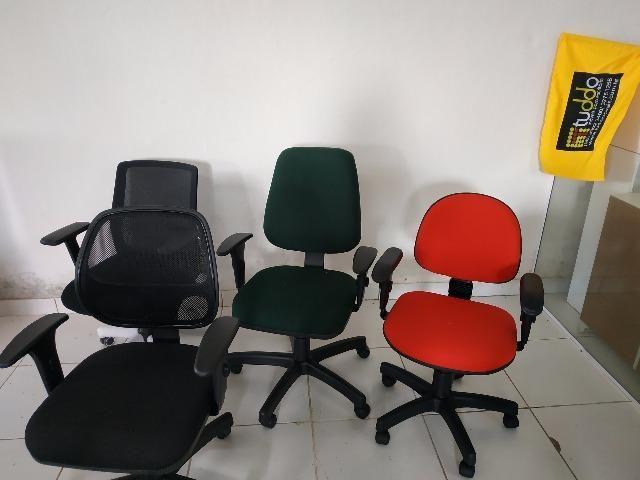 Cadeiras Escritório - Foto 6