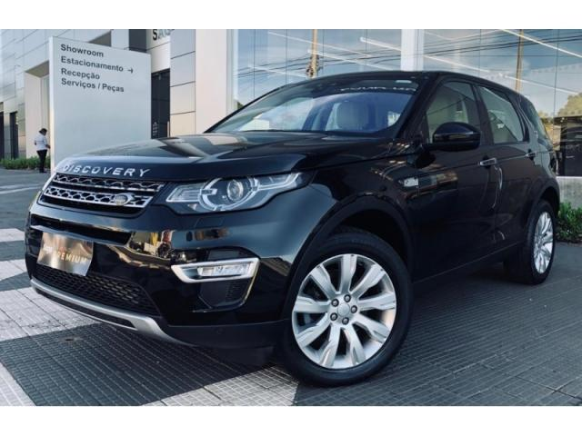 LAND ROVER  DISCOVERY SPORT 2.0 16V SI4 2015 - Foto 4