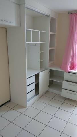 Vendo apartamento no Condomínio Ville de Nice em Capim Macio, 63m² 3/4 sendo uma suite - Foto 12