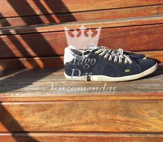790e3dc16 Sapatênis Osklen | Originais | Azul marinho - Roupas e calçados ...