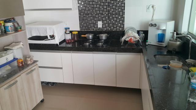 Casa 3quartos laje suite churrasqueira rua 6 Vicente Pires condomínio fechado lote 200m2 - Foto 10