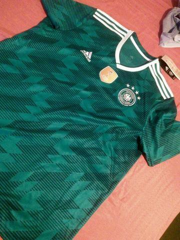 858110ca4068c Camisa Seleção Alemanha GG - Roupas e calçados - Parque Res Marengo ...