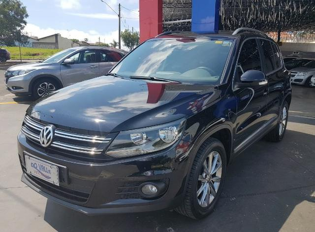 Volkswagen tiguan 2.0 tsi 4wd gasolina tip tronic - Foto 12