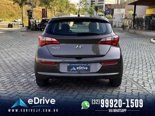 Hyundai HB20 Comfort Plus 1.0 Flex - Uber - Econômico - Completo - Fazemos Troca - 2016 - Foto 5