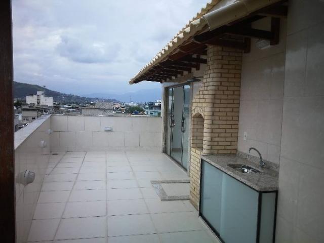 Cobertura à venda com 2 dormitórios em Centro, Nilópolis cod:LIV-2104 - Foto 11