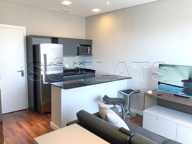 Lindo Flat tipo Studio com cozinha completa Próximo ao Shopping Vl Olímpia - Foto 4