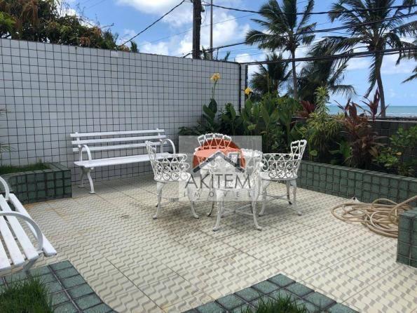 Apartamento na Beira Mar com 4 dormitórios à venda, 146 m² por R$ 620.000 - Casa Caiada -  - Foto 5