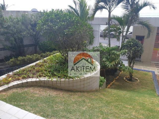 Apartamento com 3 dormitórios à venda, 141 m² por R$ 639.990,00 - Casa Caiada - Olinda/PE - Foto 10